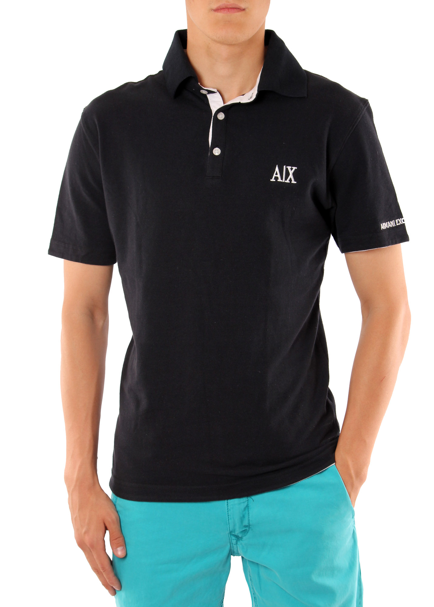 7c5f99bb Armani Exchange Polo T Shirts India