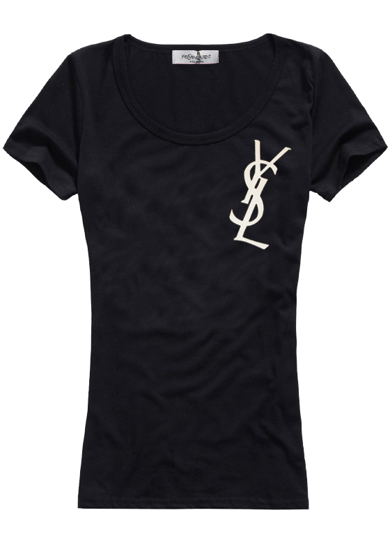 yves saint laurent t shirt clothing store kokos. Black Bedroom Furniture Sets. Home Design Ideas