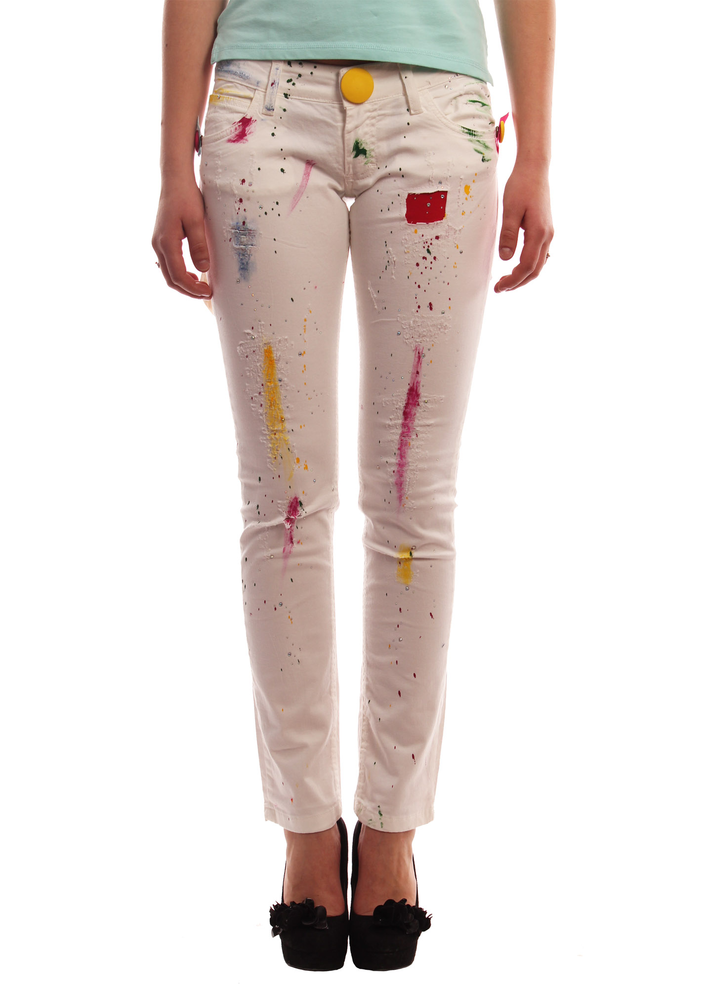 DENIM - Denim trousers BonaVita 4iC4qb