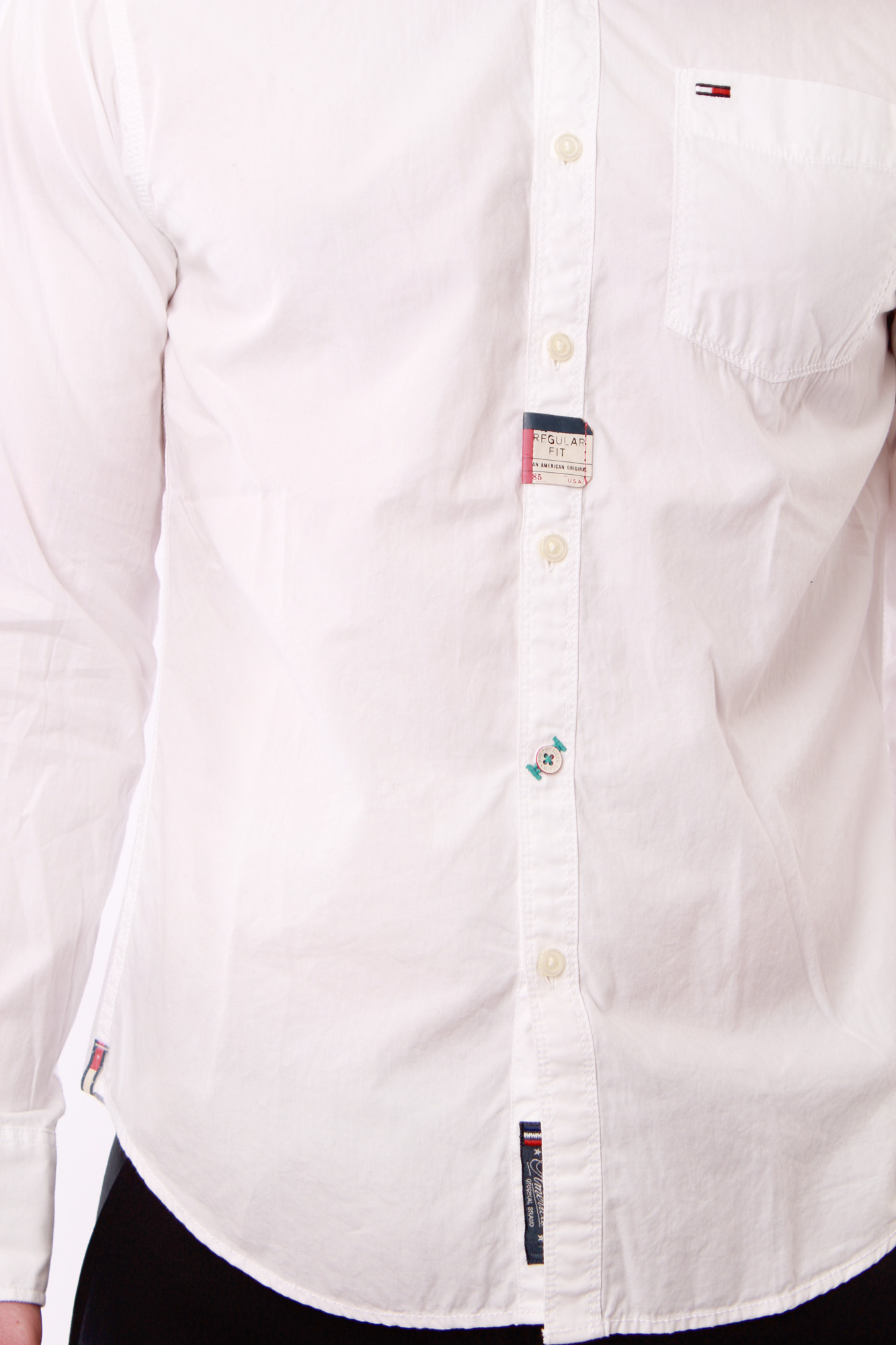 Tommy hilfiger shirt clothing store kokos for Tommy hilfiger shirt size chart