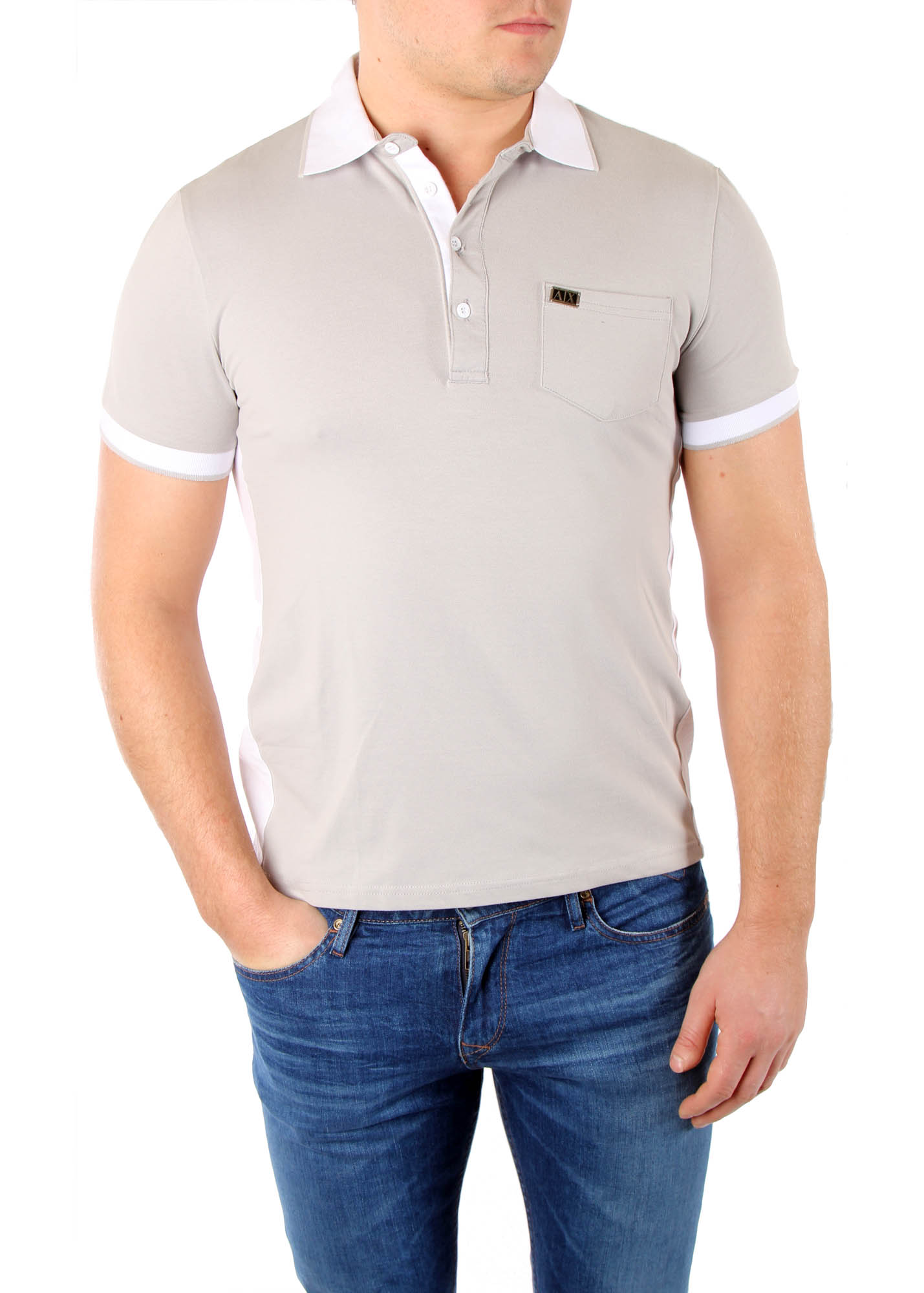Polo t shirt clothing store kokos for Armani exchange t shirts wholesale