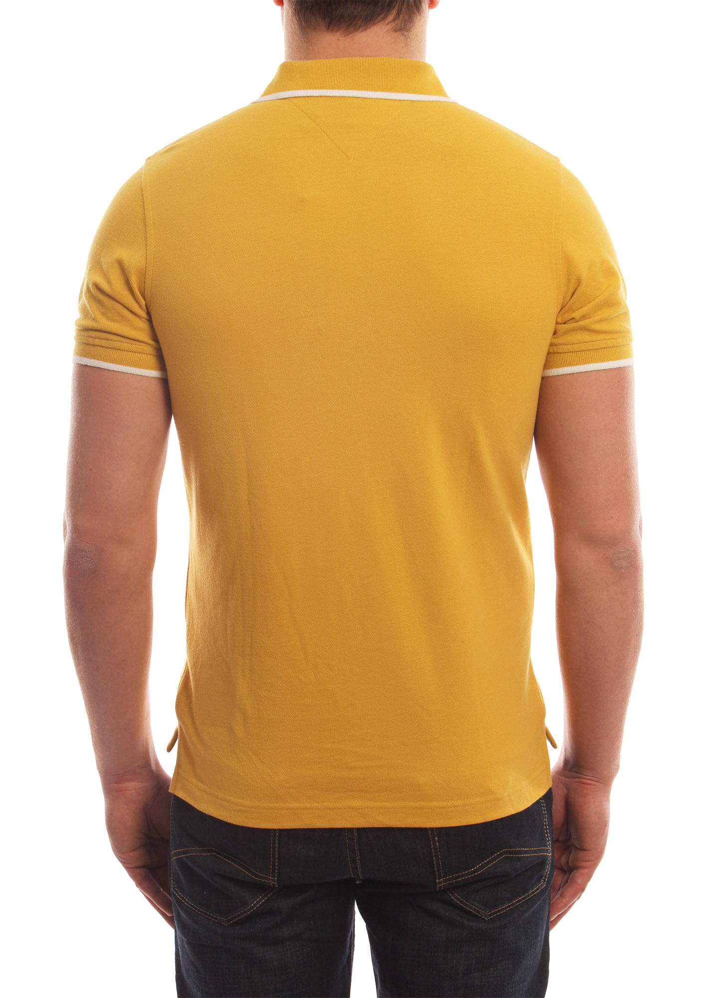 Tommy hilfiger polo t shirt clothing store kokos for Tommy hilfiger shirt size