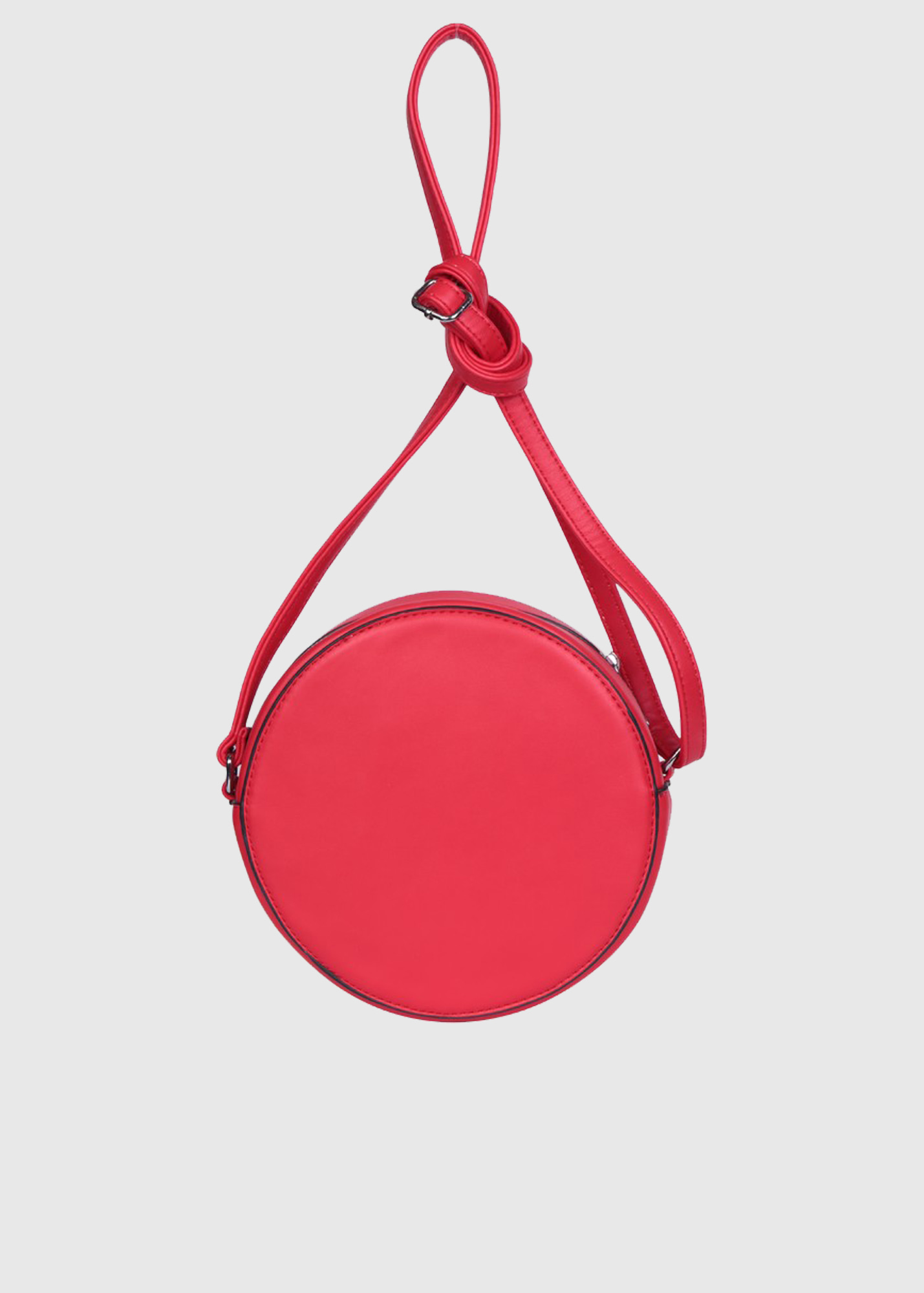 Photo №1 Carana women's round red bag