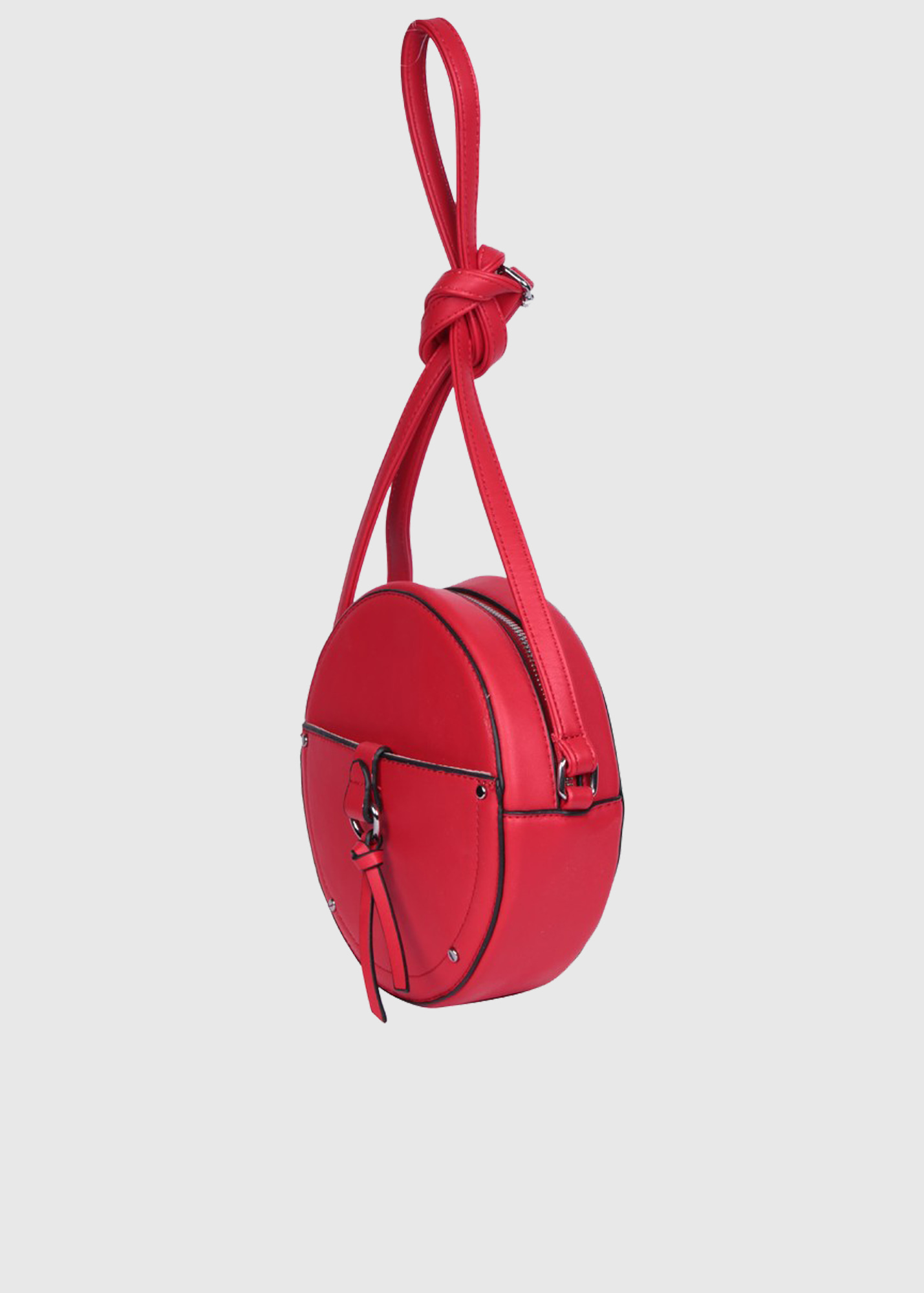 Photo №2 Carana women's round red bag
