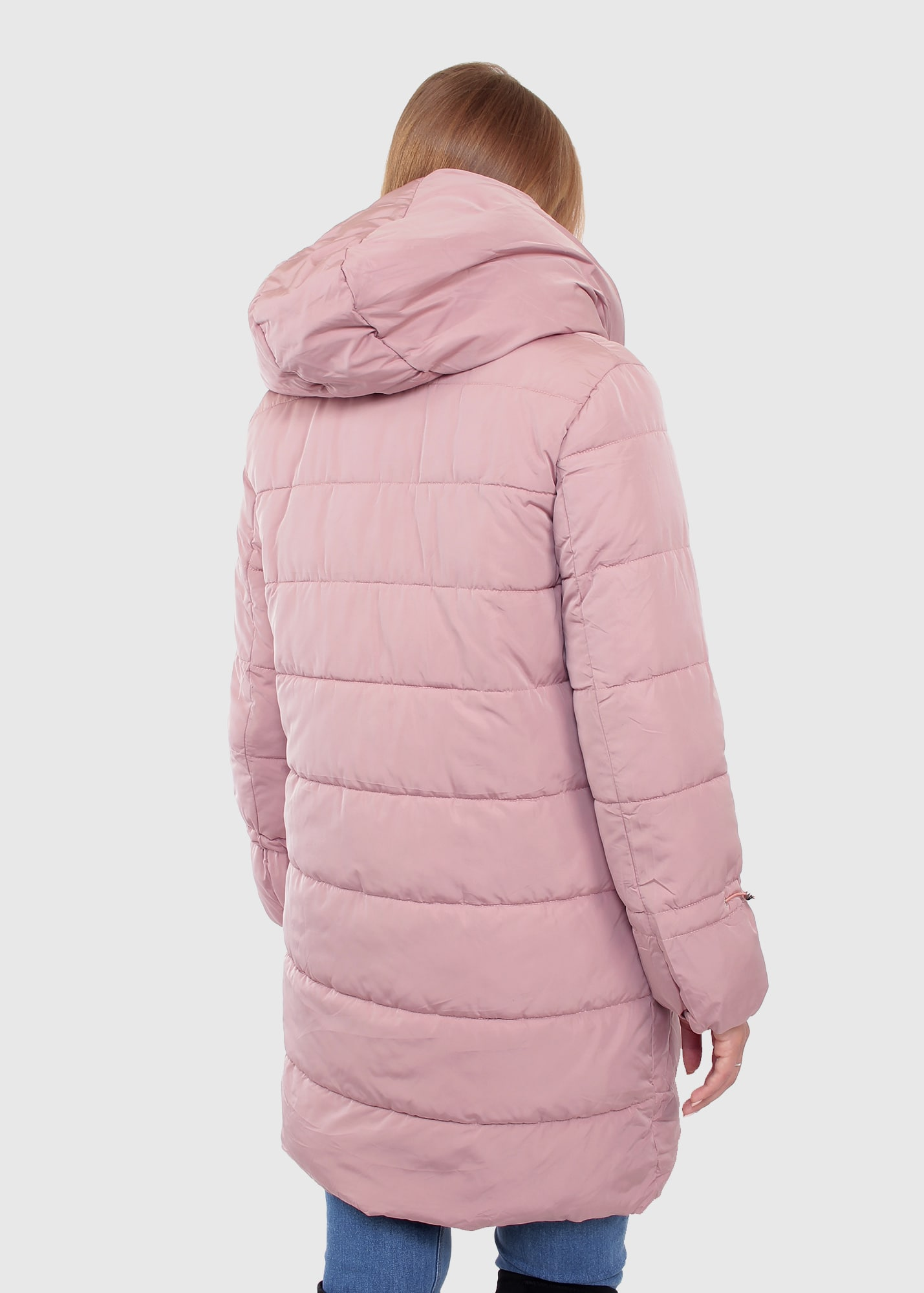 Photo №1 Elma pink women's jacket