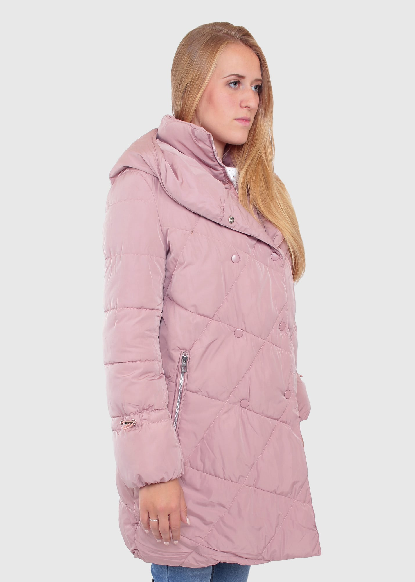 Photo №2 Elma pink women's jacket