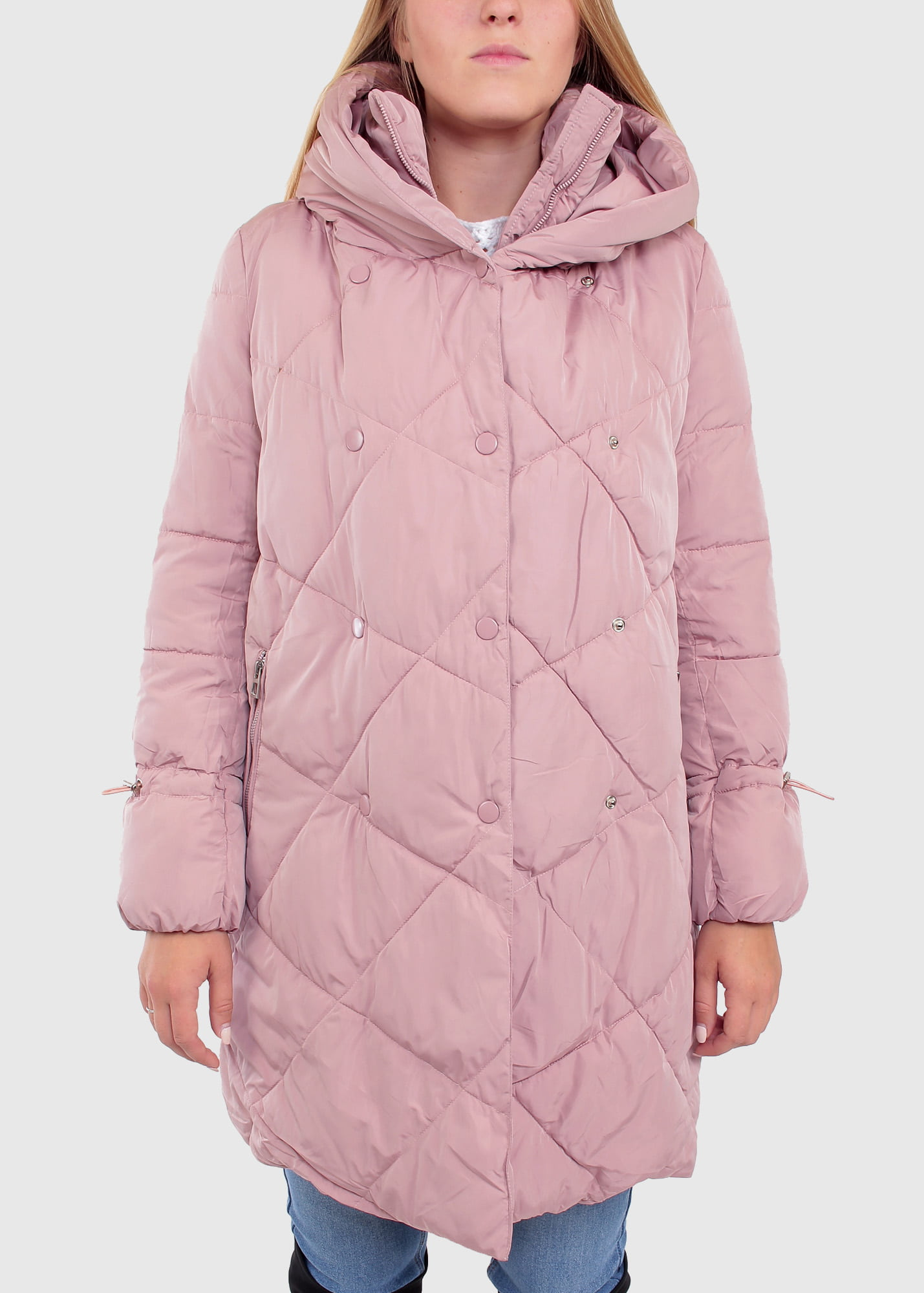 Photo №4 Elma pink women's jacket