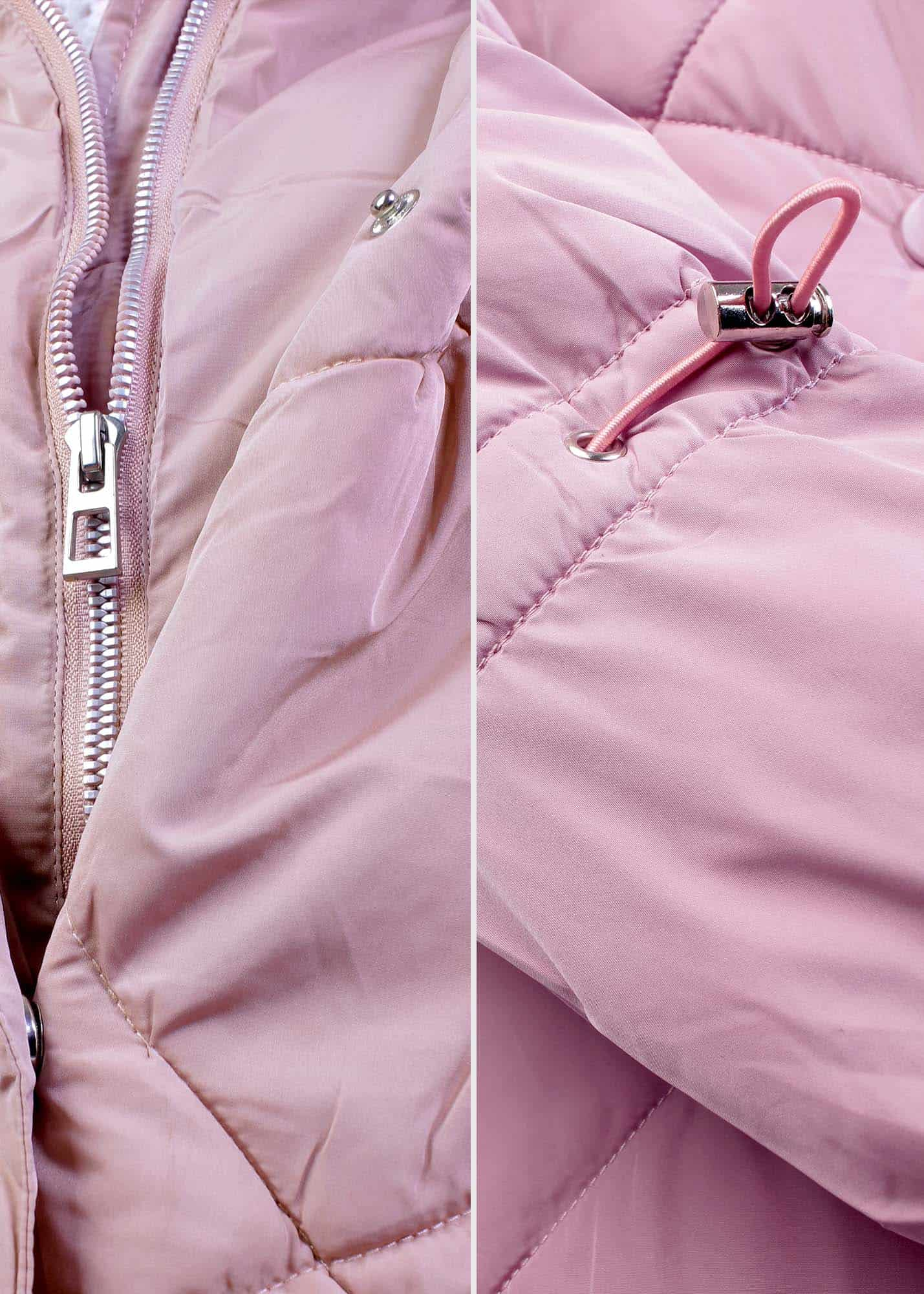 Photo №5 Elma pink women's jacket