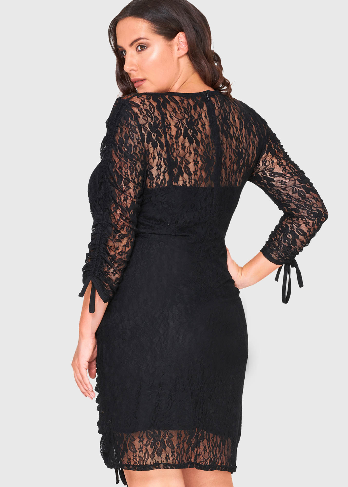 Photo №1 Edvige Plus Size dress