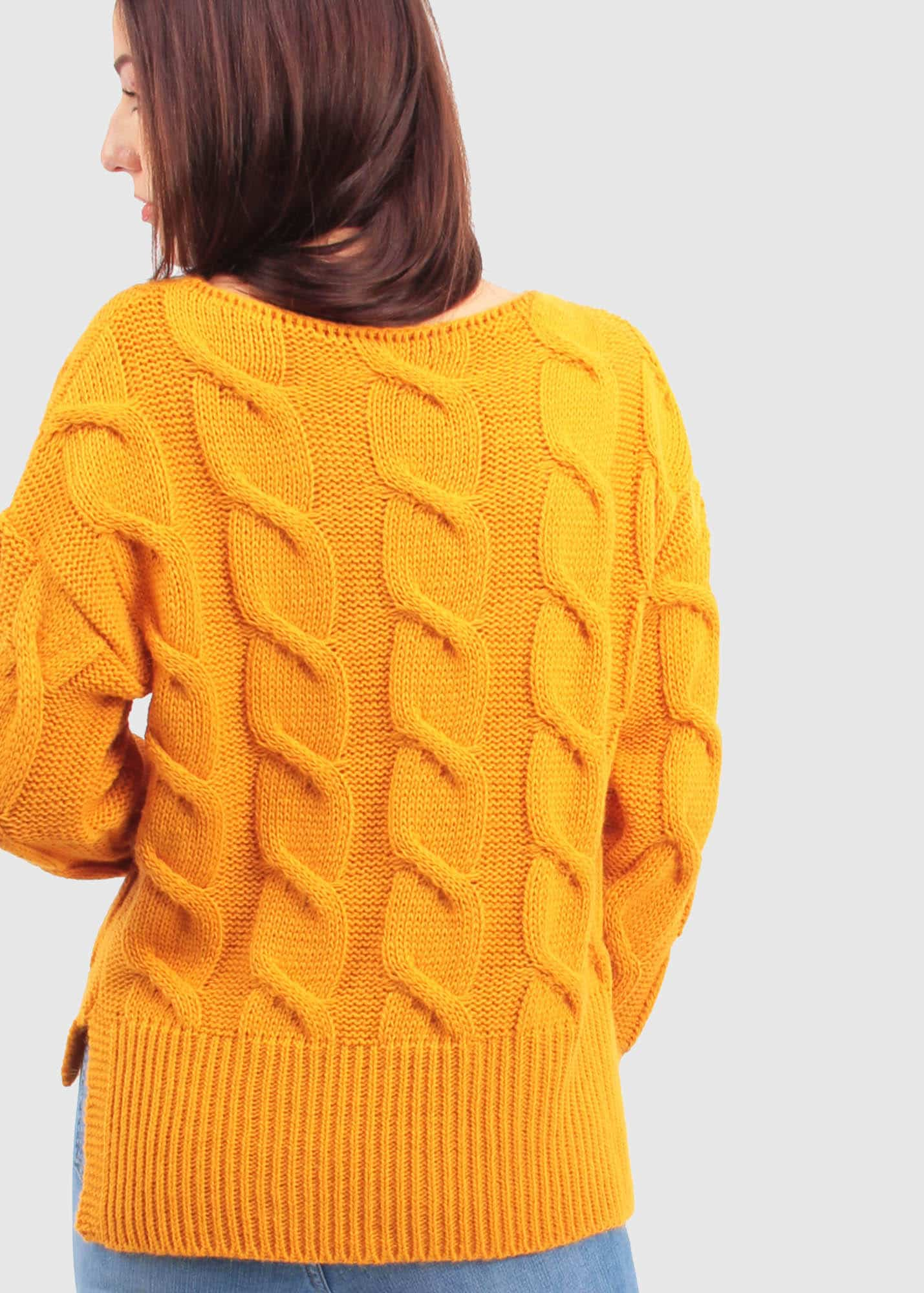 Photo №1 Apollonia Giallo sweater