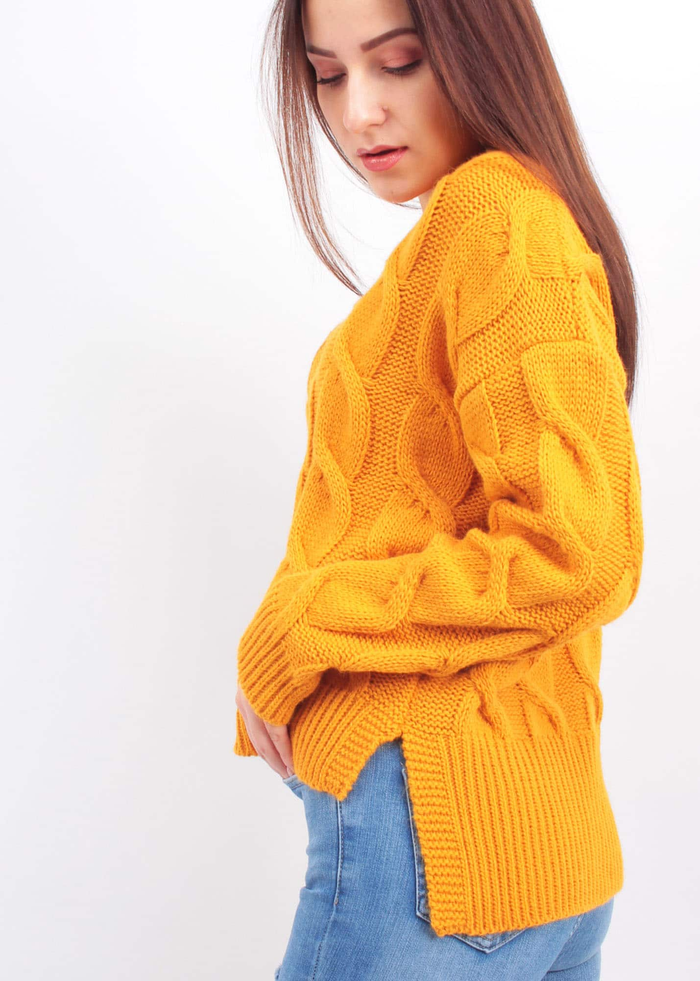 Photo №2 Apollonia Giallo sweater