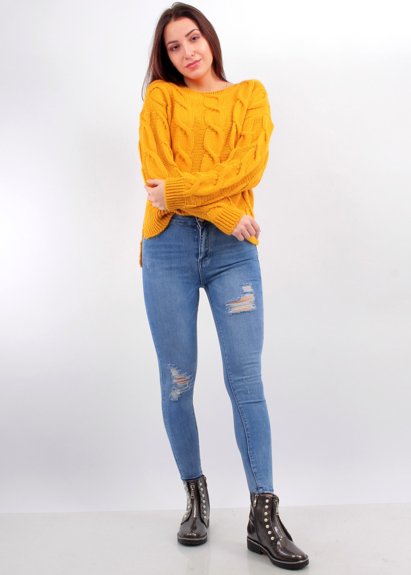 Photo №3 Apollonia Giallo sweater