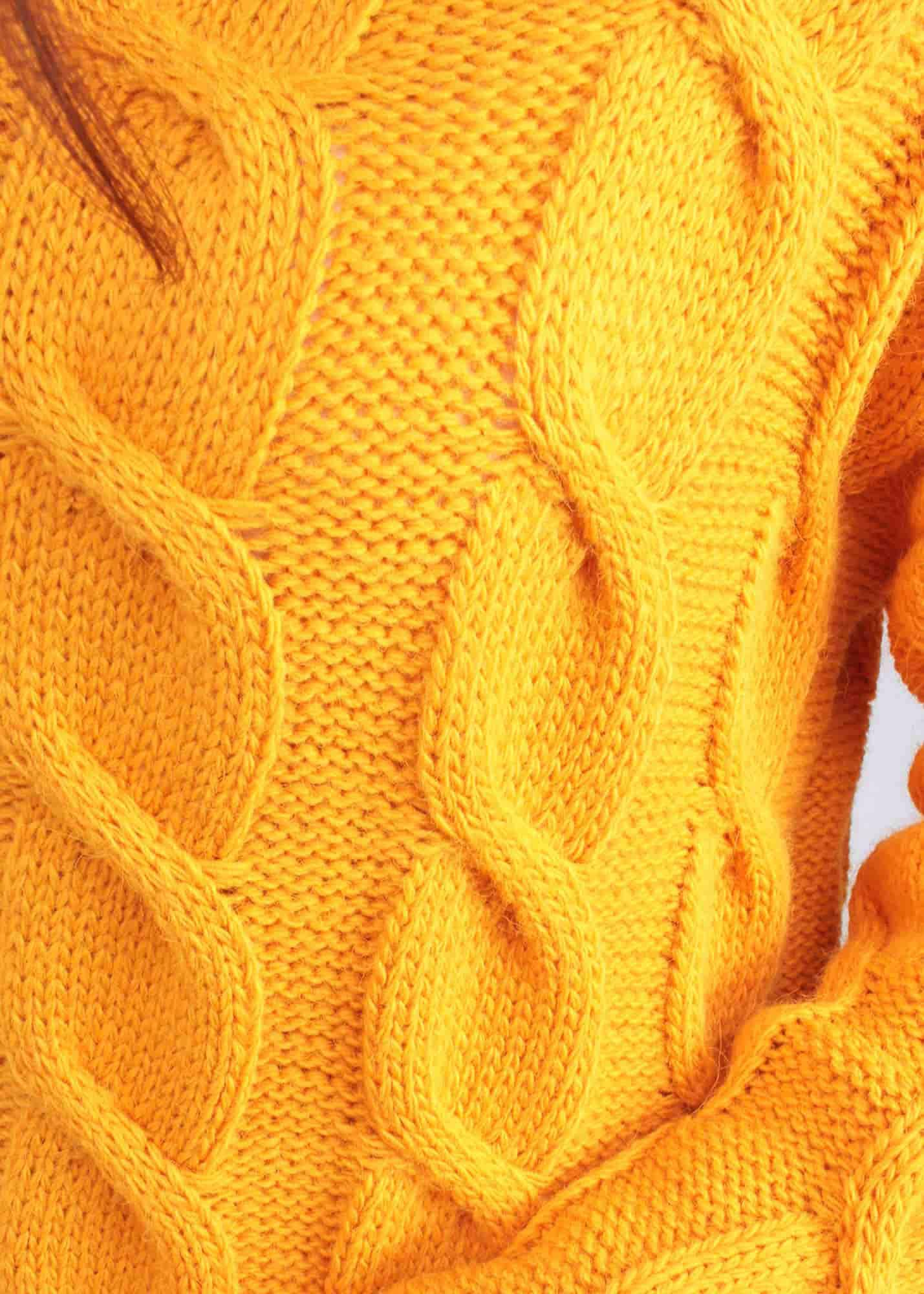 Photo №4 Apollonia Giallo sweater