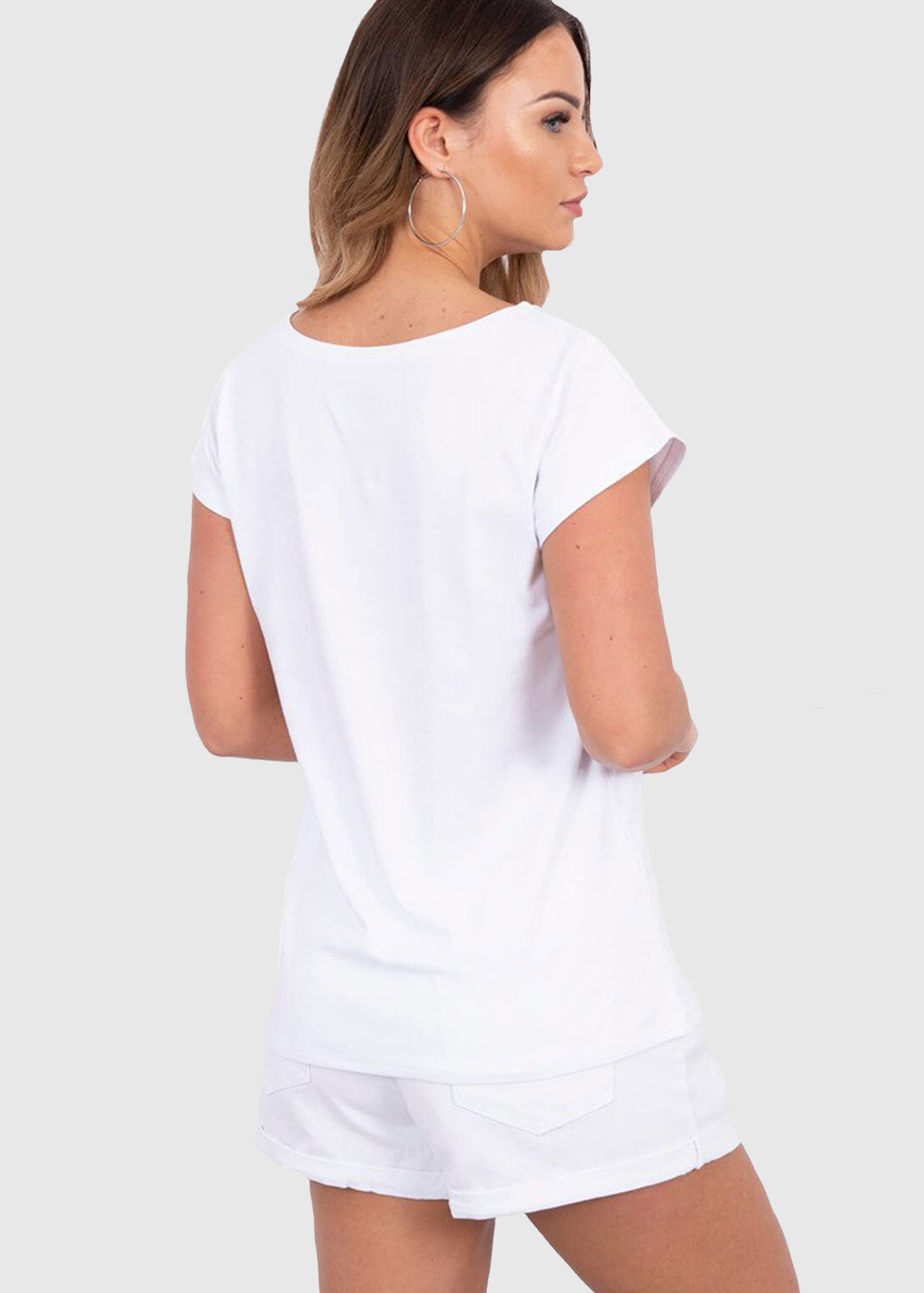 Photo №1 Sardinia white t-shirt with print
