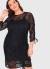 Edvige Plus Size dress