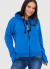 Photo №1 Robbia women's blue jacket with print